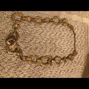 Zara gold Necklace